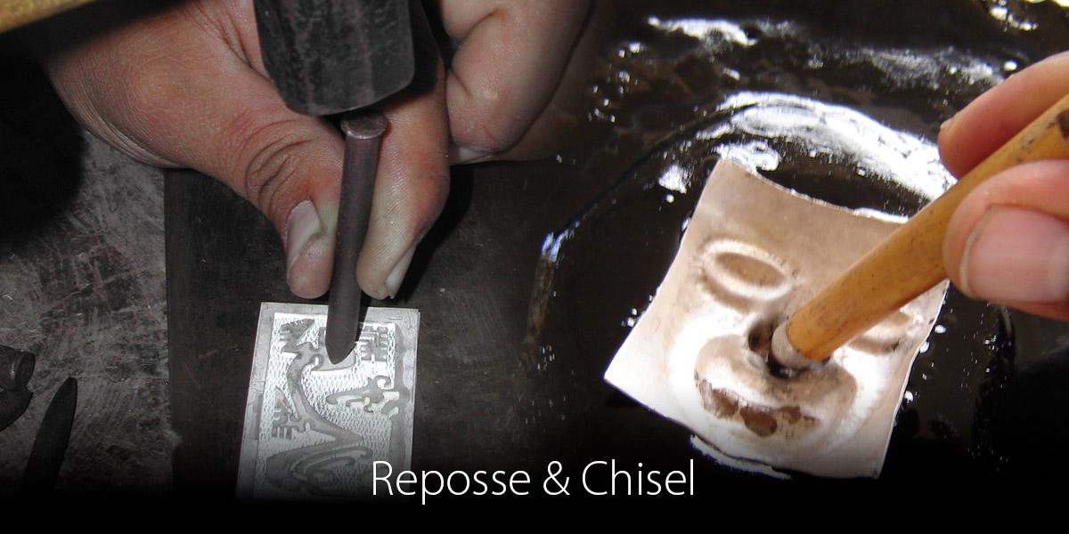 Reposse-Chisel